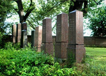 Friedhof Ahrensburg